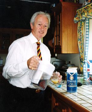 Bob Taylor Cricketer